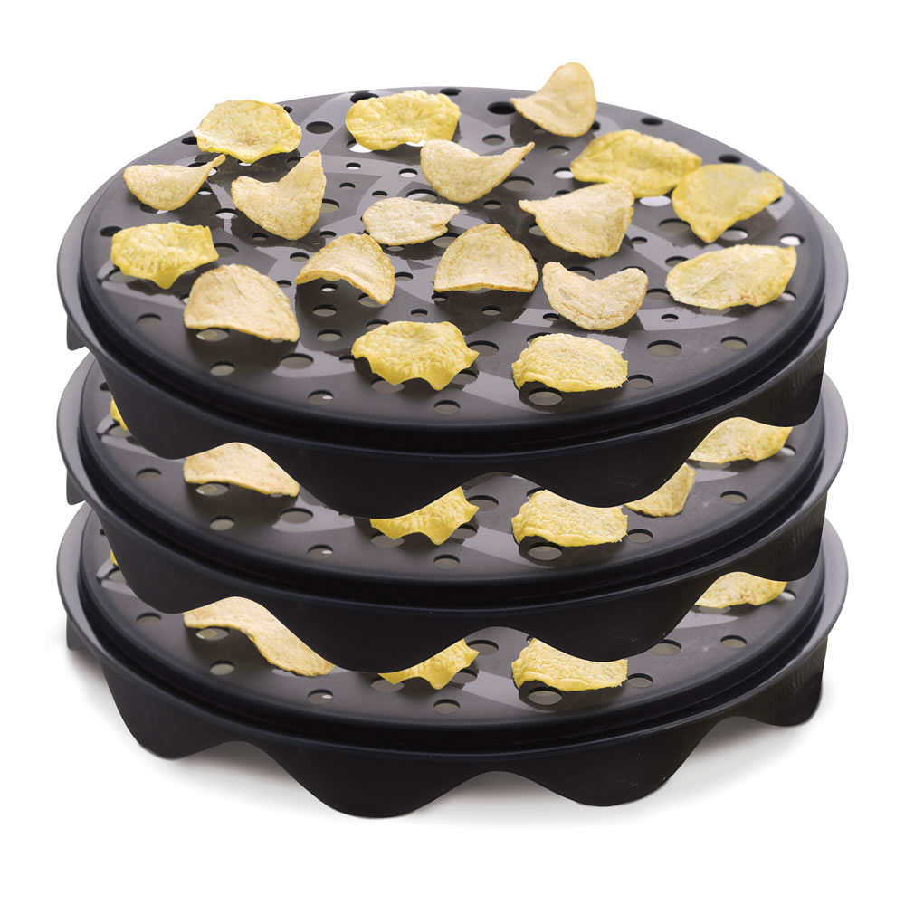 The Healthiest Potato Chip Maker Hammacher Schlemmer