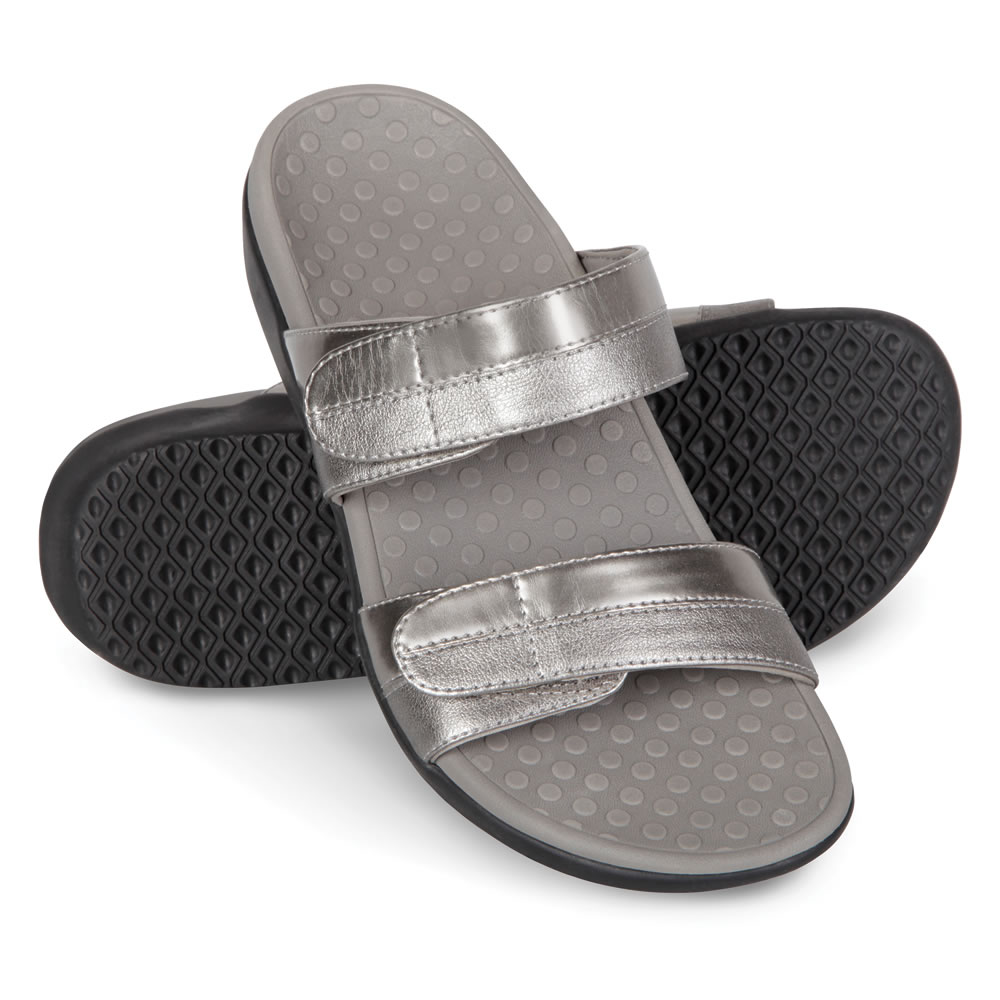 The Lady's Plantar Fasciitis Adjustable Slides 1