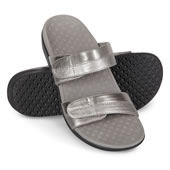 The Lady�s Plantar Fasciitis Adjustable Slides.