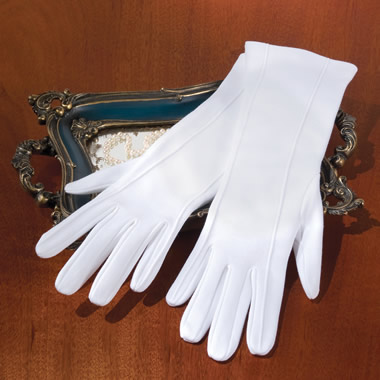 The Queen's Favoured Gloves.