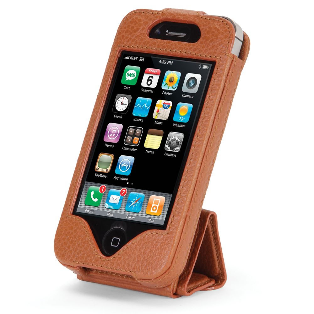 The iPhone 4/4S Case and Stand7