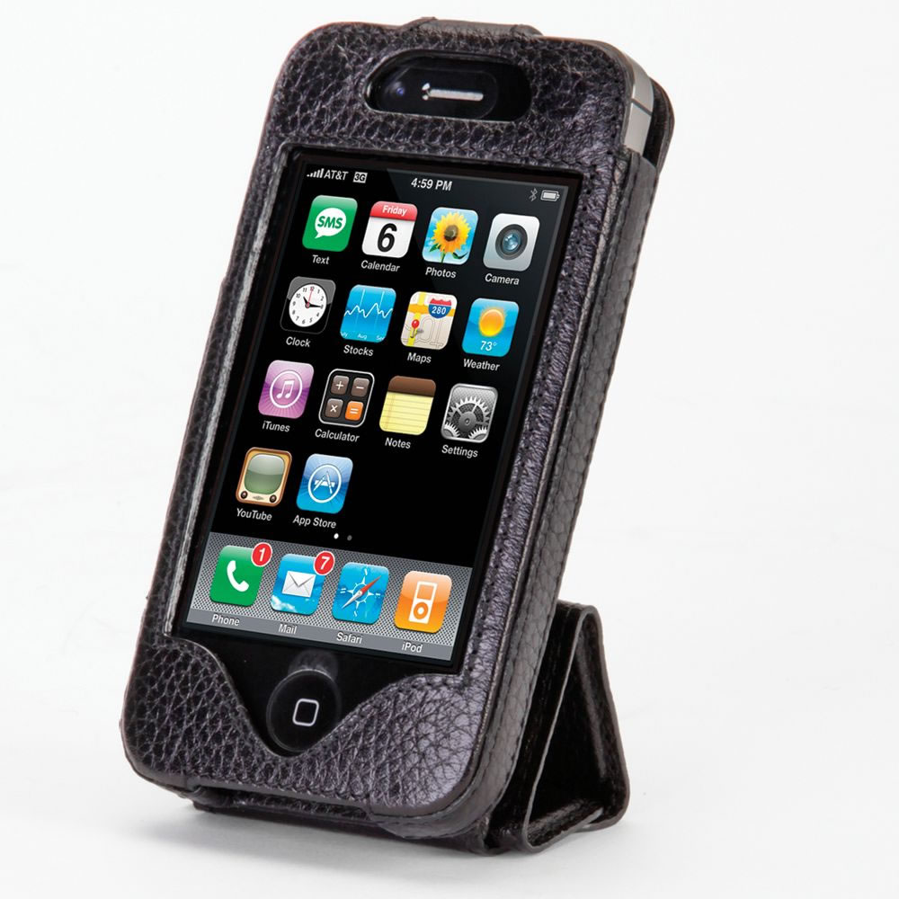 The iPhone 4/4S Case and Stand 1