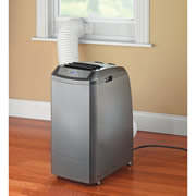 The Most Compact 11,000 BTU Air Conditioner.