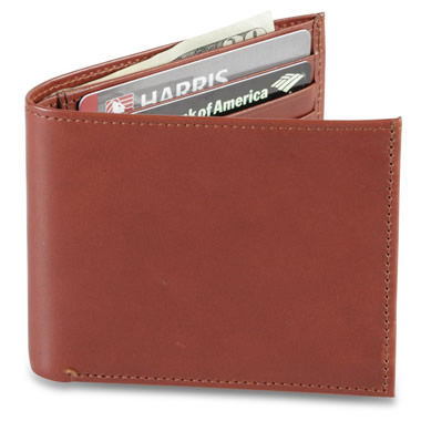 The Belting Leather Wallet.