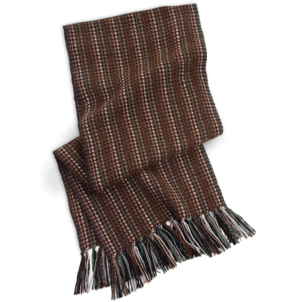The Gentleman's Irish Tweed Scarf 1