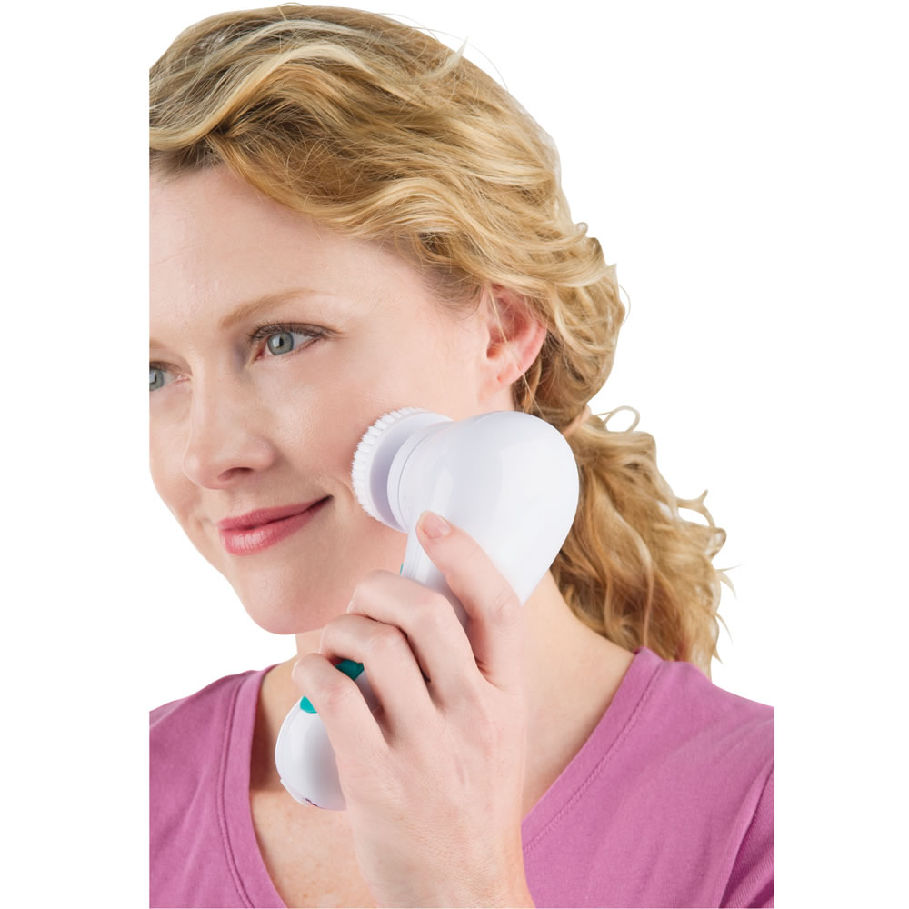 The Only Pivoting Microdermabrasion Brush 2