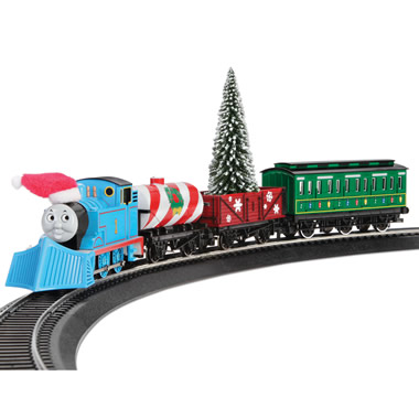 The Thomas The Tank Engine Holiday Train.