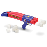 The Rapid Reload Double Marshmallow Blaster.