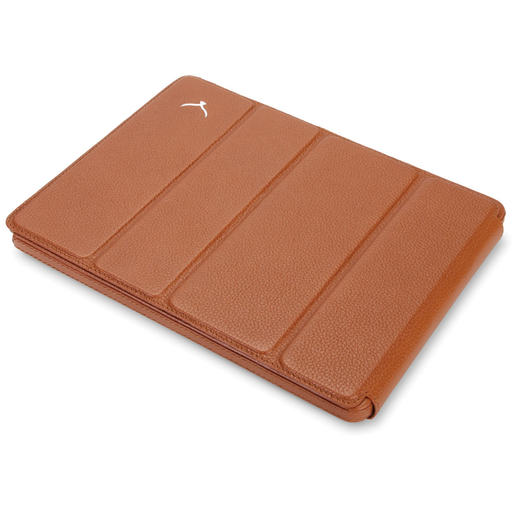 The iPad Leather Case and Stand 4