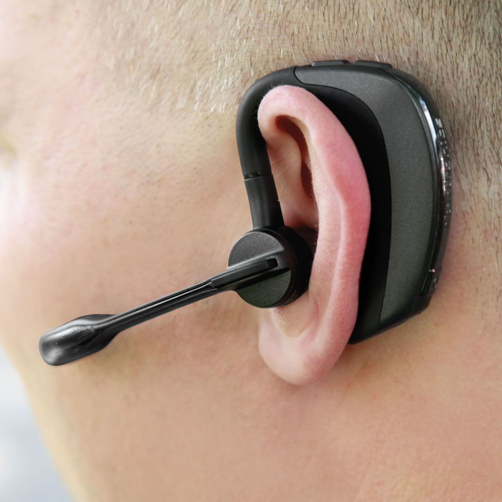 The Superior Noise Canceling Bluetooth Headset 1