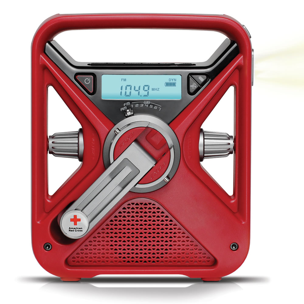 The Crank Powered Emergency Radio3