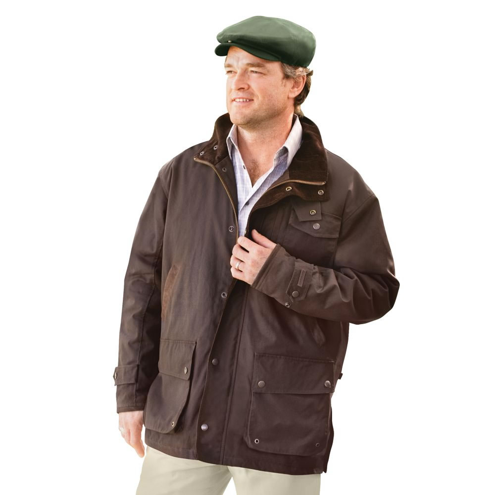 The Genuine Irish Wax Cotton Jacket 1