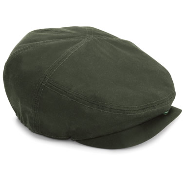 The Genuine Irish Wax Cotton Cap.