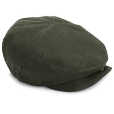 The Genuine Irish Wax Cotton Cap.