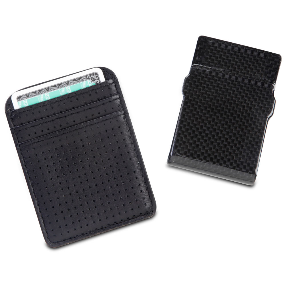 The Carbon Fiber Money Clip 2