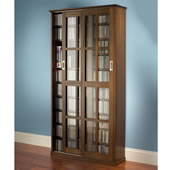 The Sliding Door 700 CD/336 DVD Library.