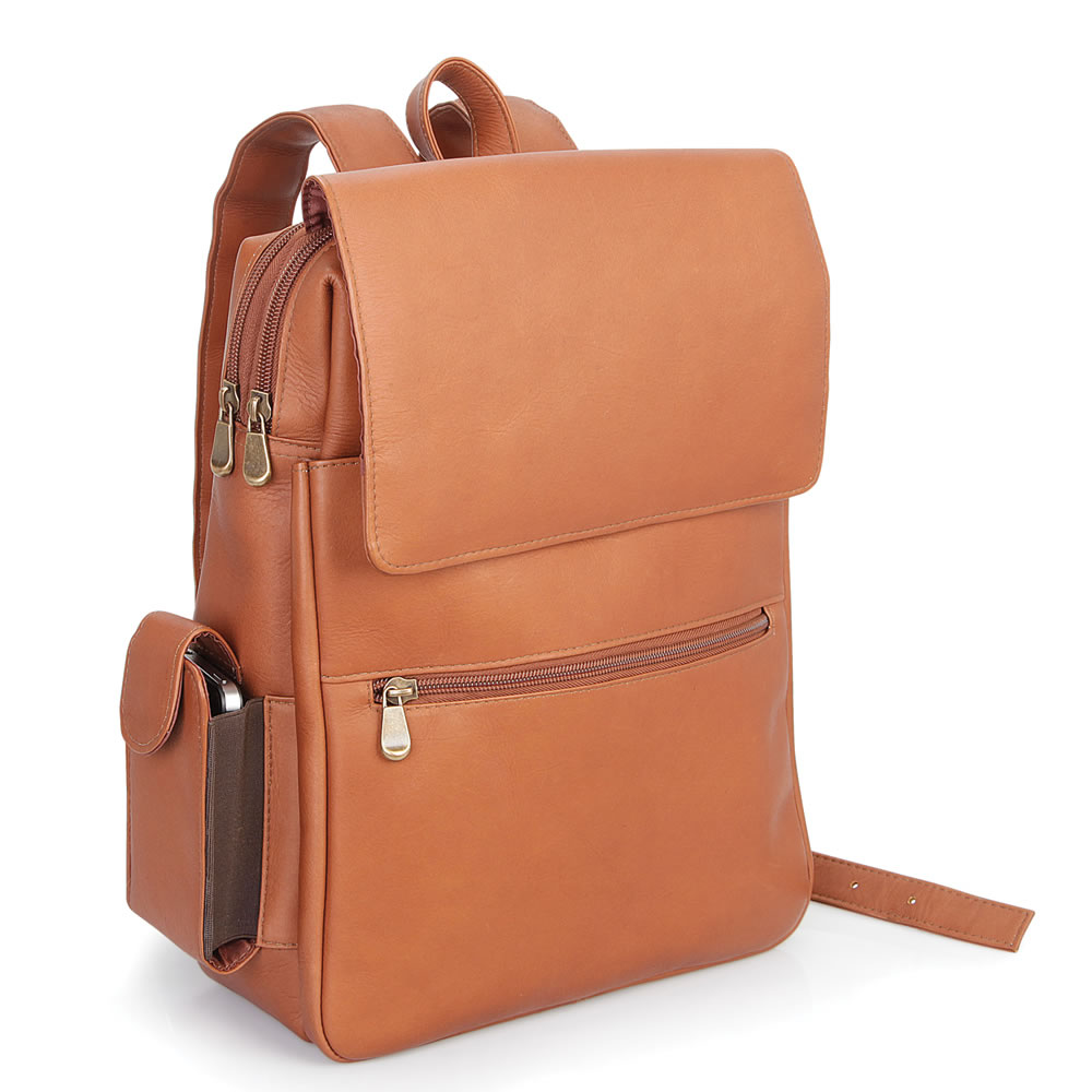 The iPad Leather Backpack 2