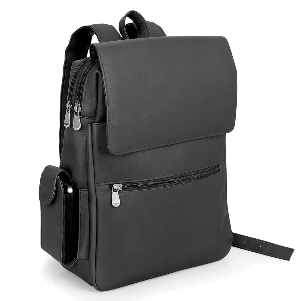 The iPad Leather Backpack 4