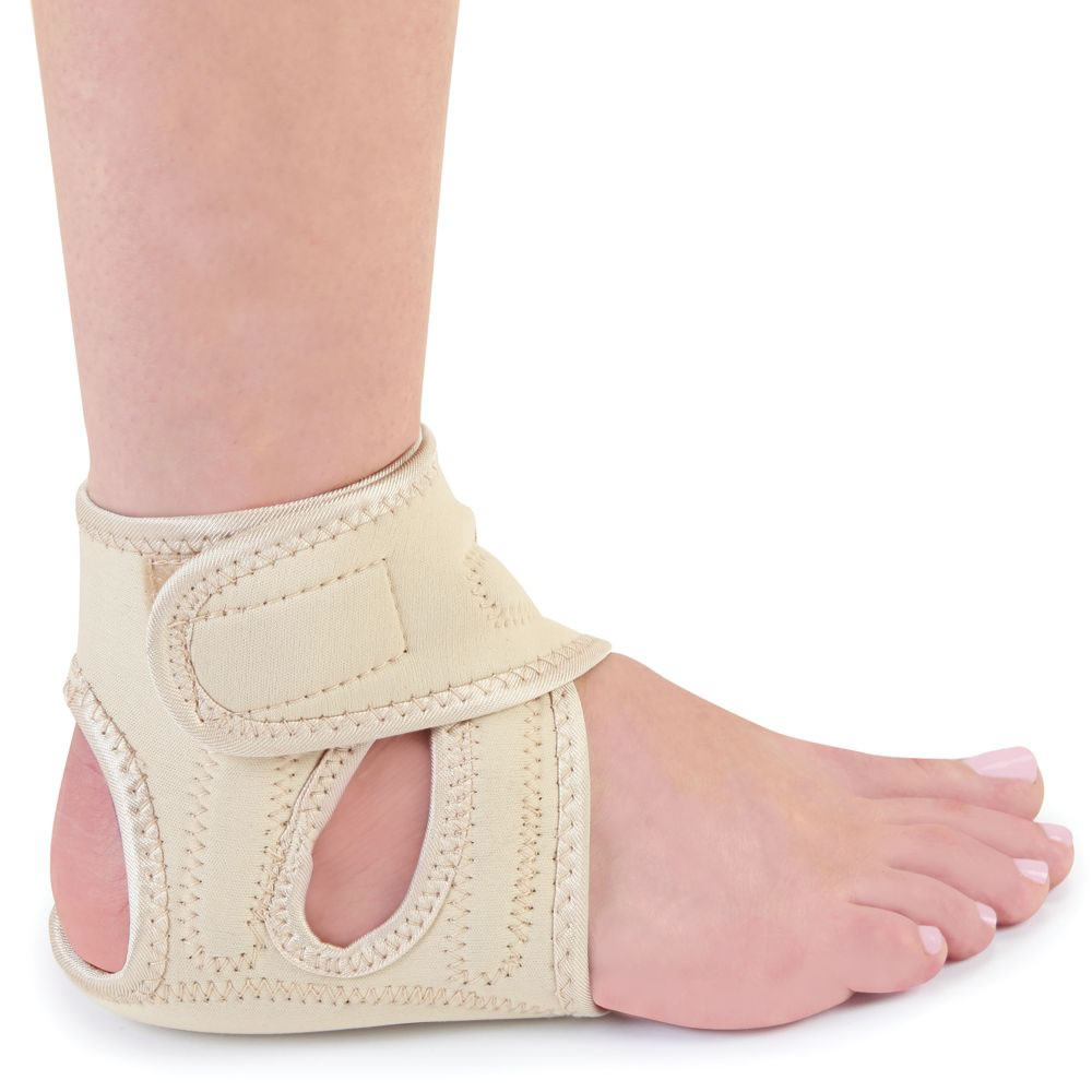 The Plantar Fasciitis Pain Relieving Heel Wraps 2