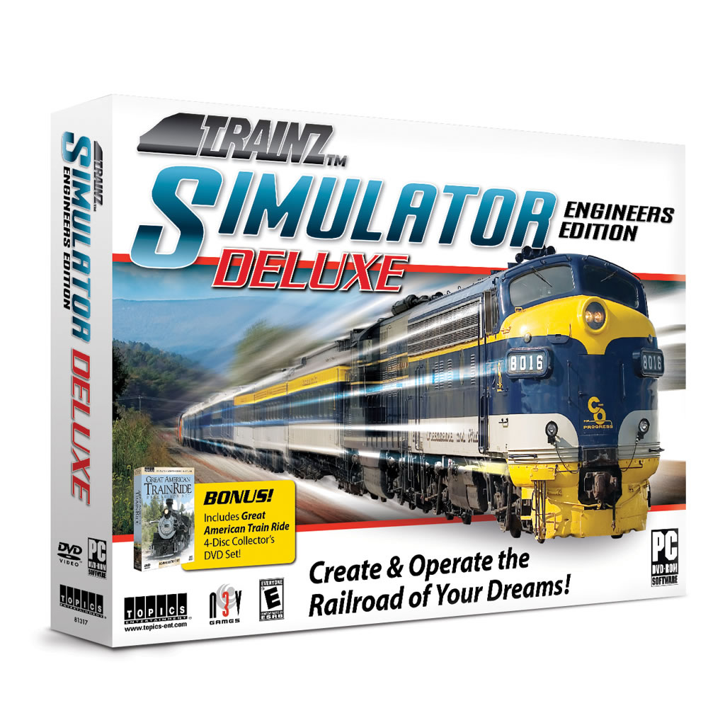 The Railway Simulator 1