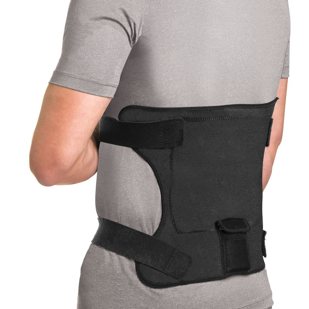 The Place Anywhere Cordless Heated Back Wrap 2
