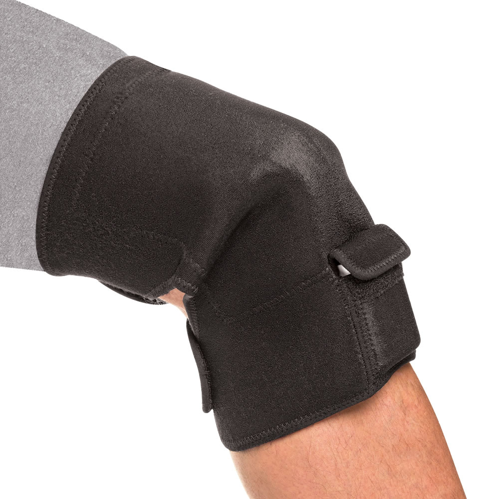 The Place Anywhere Cordless Heated Back Wrap 3