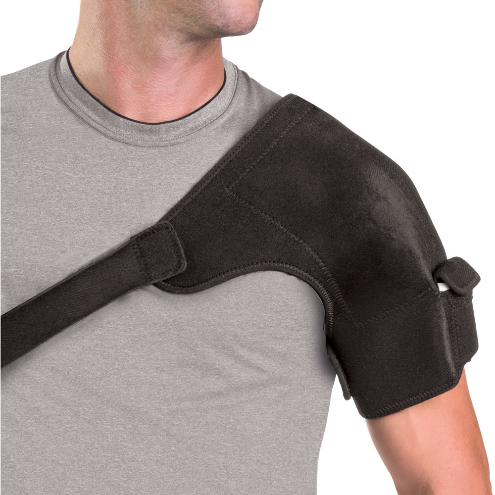 The Place Anywhere Cordless Heated Back Wrap 4