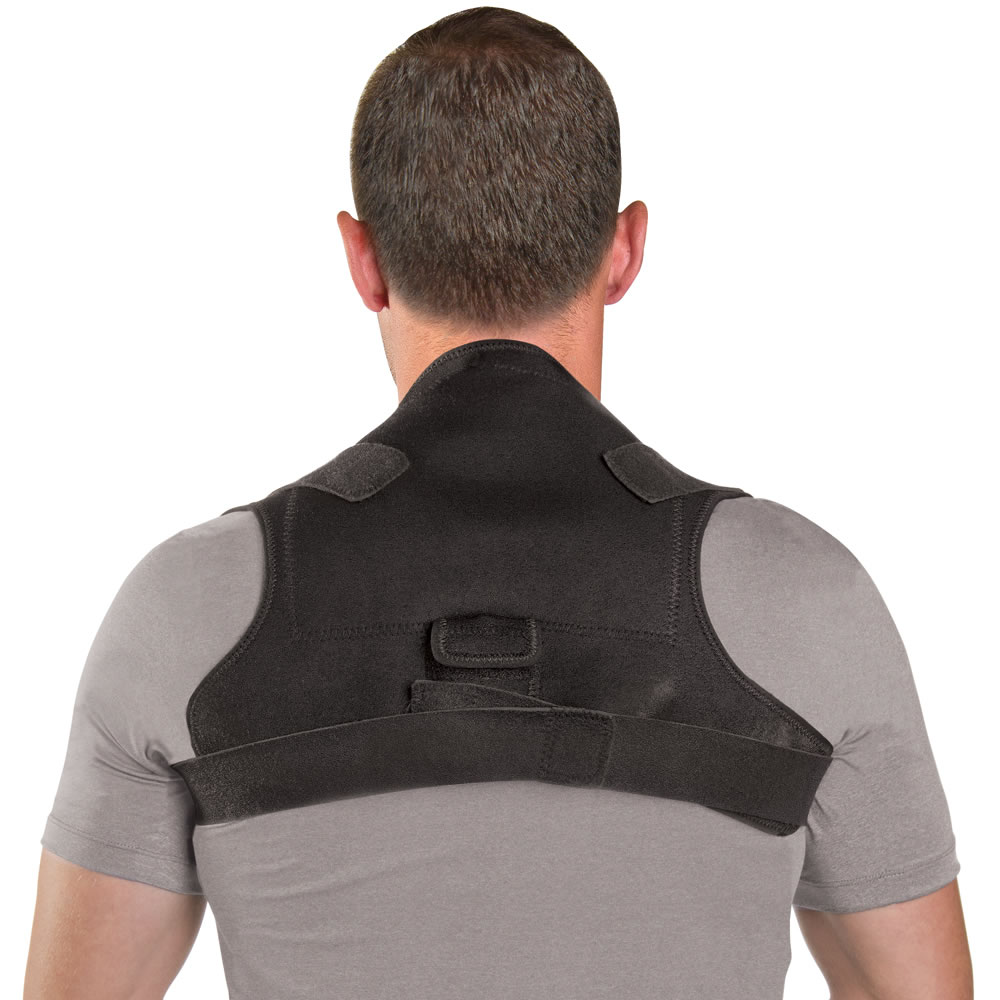 The Place Anywhere Cordless Heated Back Wrap 5