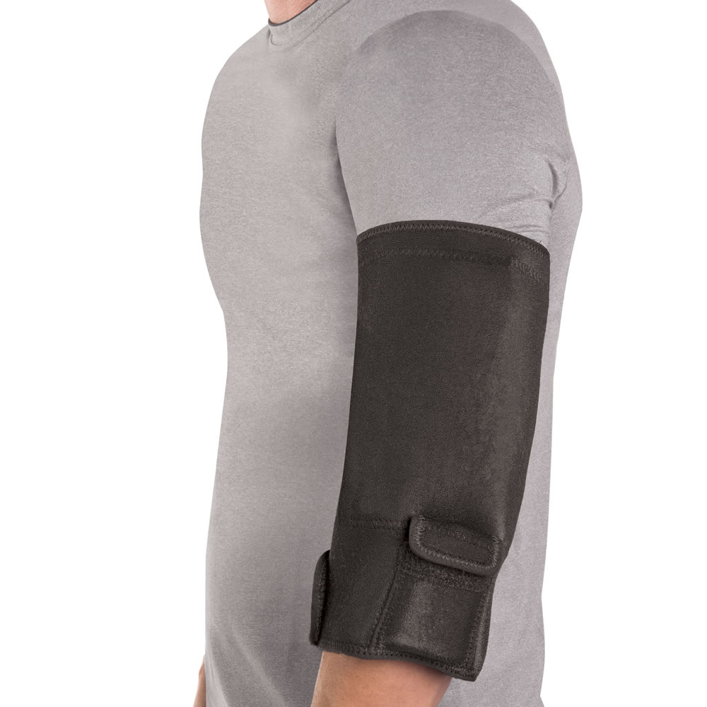 The Place Anywhere Cordless Heated Back Wrap 6