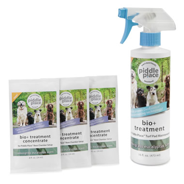 Odor Elimination Pack for The Easy Drain Pet Restroom.