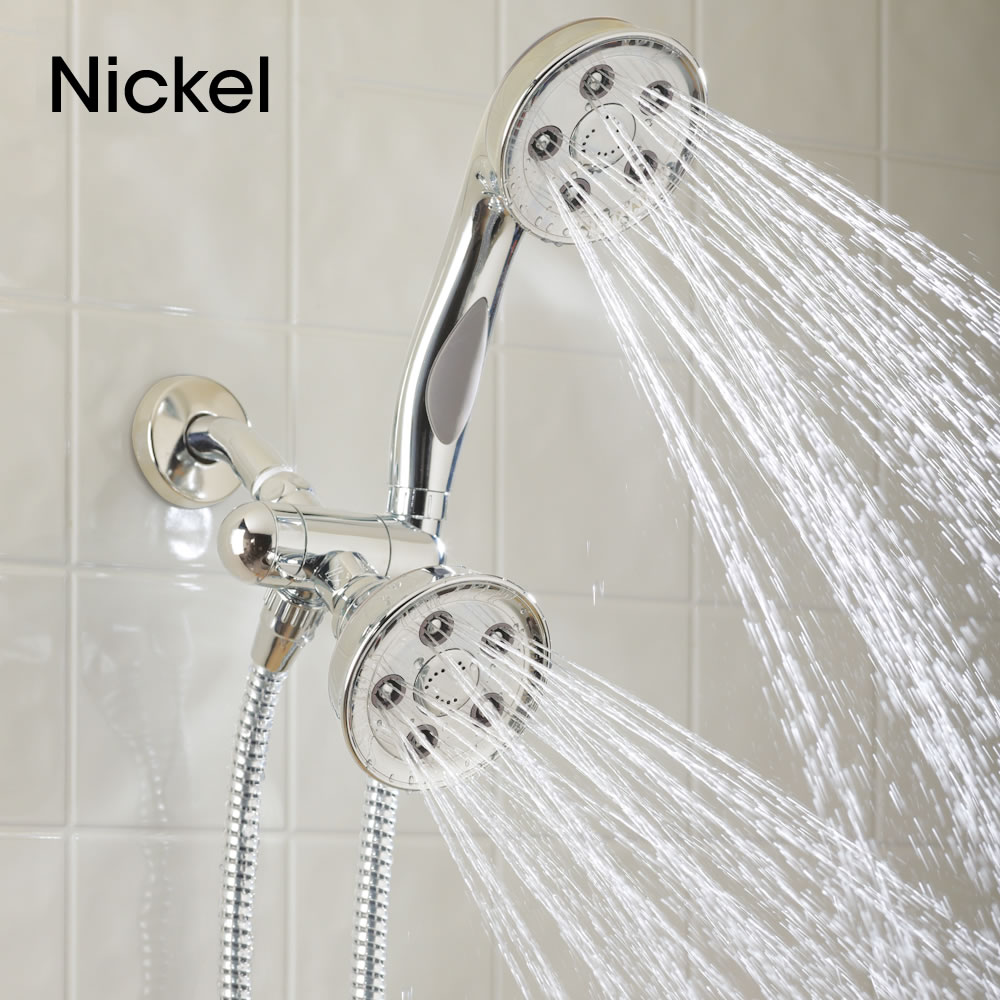 The Simultaneous Dual Spray Showerhead 2