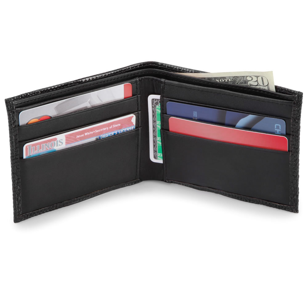 The Lizard Hide Wallet 2