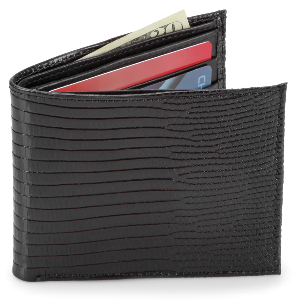 The Lizard Hide Wallet 1