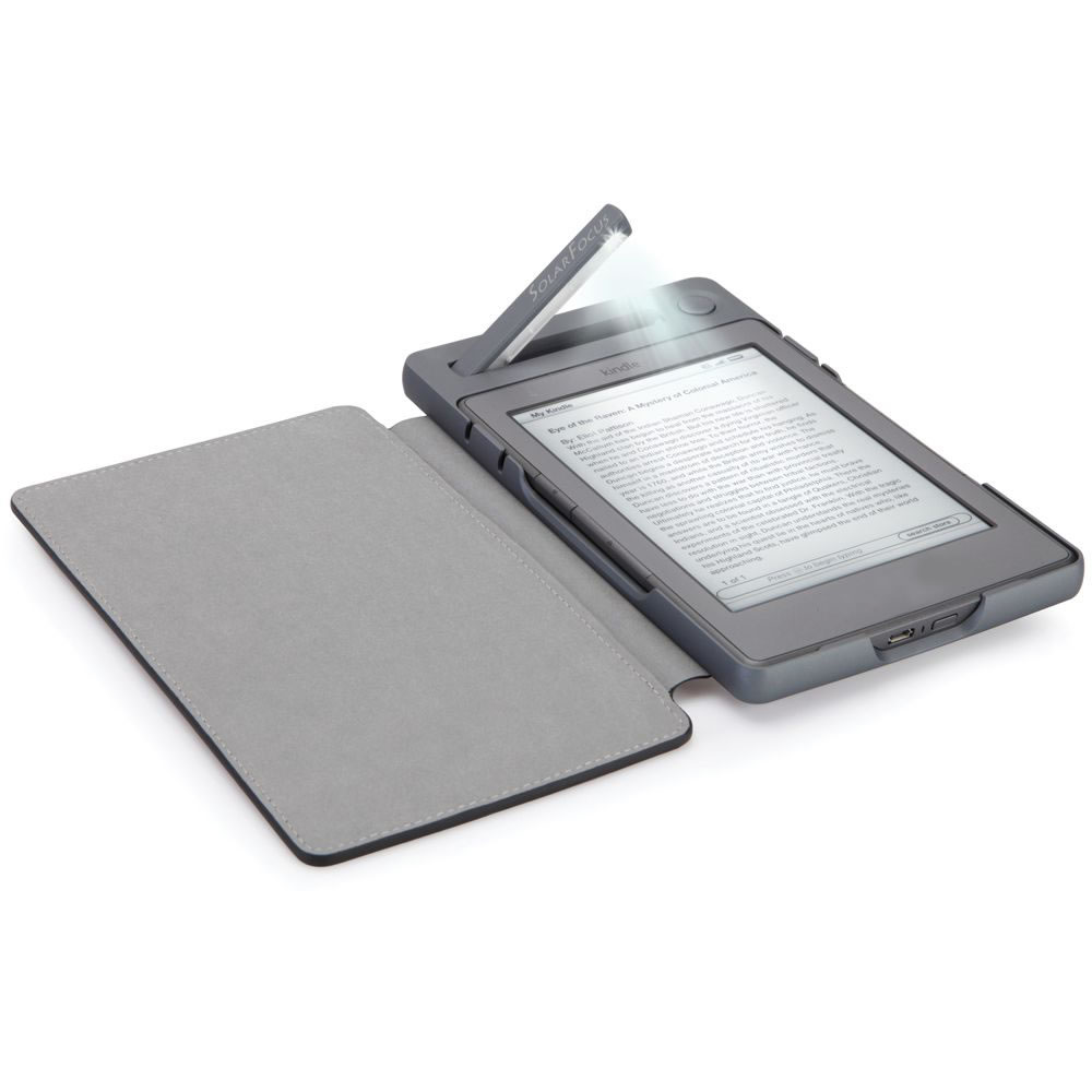 The Kindle Touch Solar Case 1