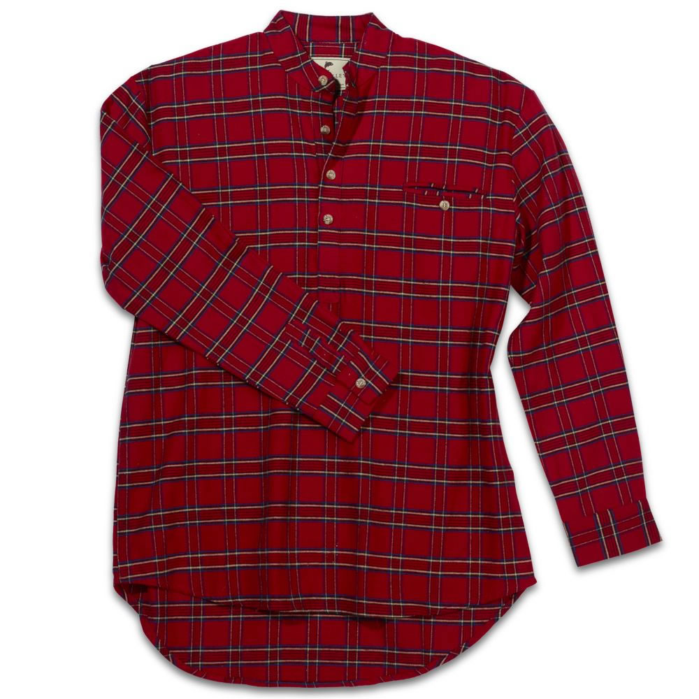 The Genuine Irish Flannel Shirt1