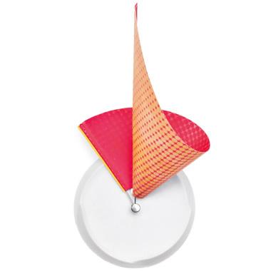 The Origami Clock.
