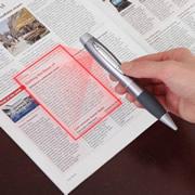 The Pen Sized Scanner.