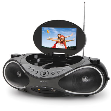 The Video Boombox.