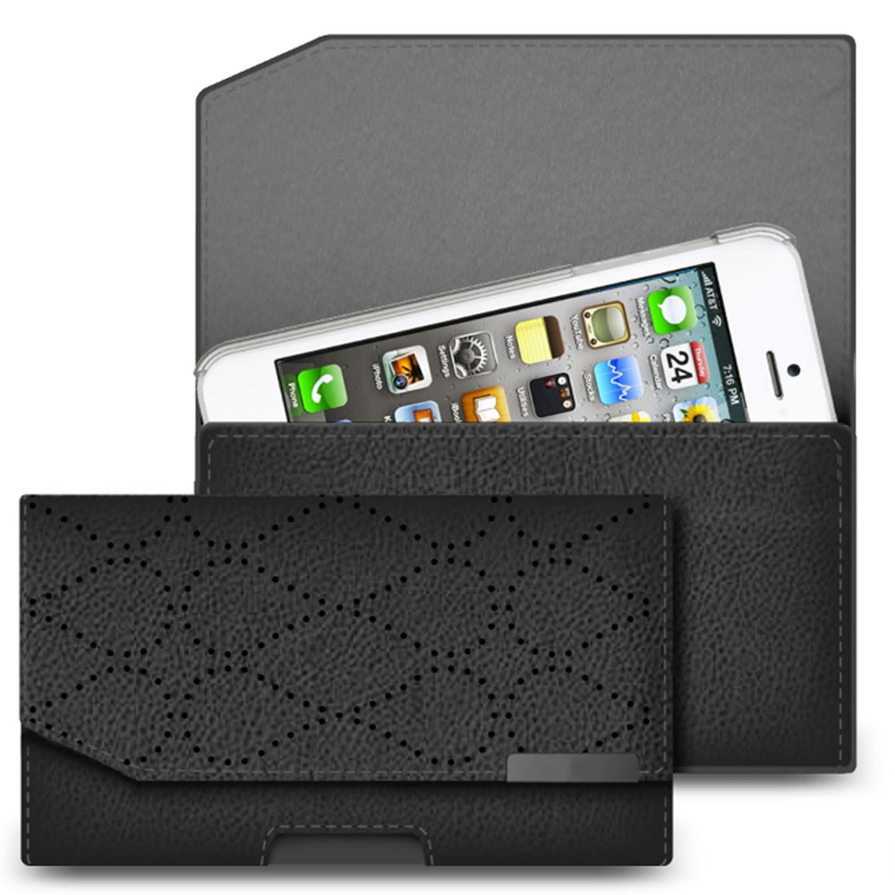 The iPhone 5 Lady's Leather Wallet 1