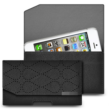 The iPhone 5 Lady's Leather Wallet.