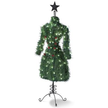 The Fashionista Christmas Tree.