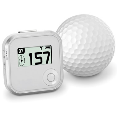 The Distance Calculating Talking Golf Caddy
