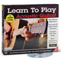 The Learn To Play Acoustic Guitar DVDs.