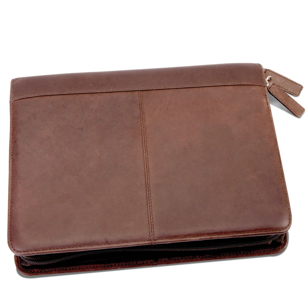 The Kangaroo Leather iPad Portfolio2