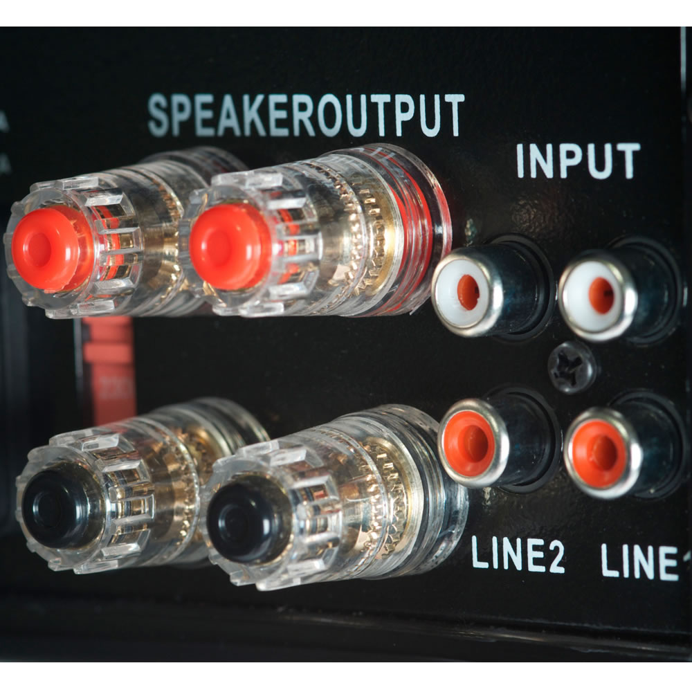 The Bluetooth Hybrid Vacuum Tube Amplifier3