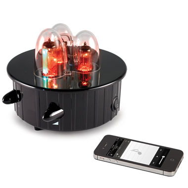 The Bluetooth Hybrid Vacuum Tube Amplifier.