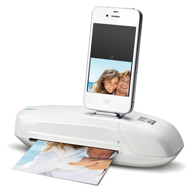 The Direct To iPhone/iPod Scanner