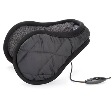 The Insulated Ear Warmer Headphones.