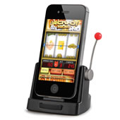 The iPhone Slot Machine.