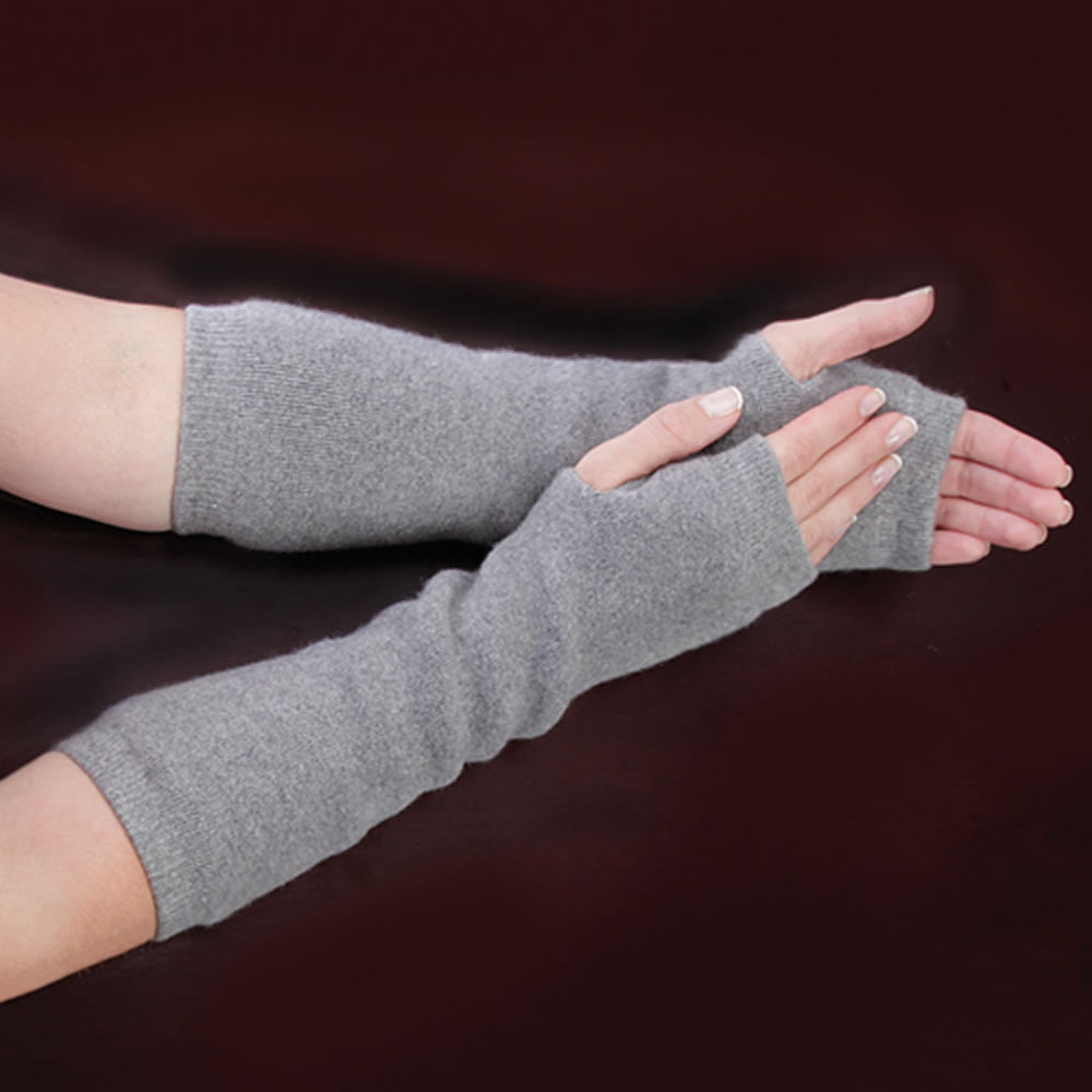 The Cashmere Arm Warmers 1